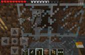 Parque zoológico monstruo Minecraft