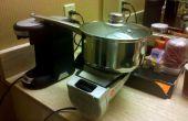 Cocina de Hotel (o cómo no vaciar su billetera comer)