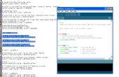 Cambiar Color de fuente de Arduino