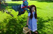 TRAJE de Dorothy con mono