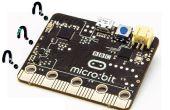 BBC Micro: bits Blink simulación