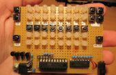 Calculadora binario LED