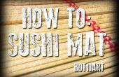 Cómo: Sushi Mat