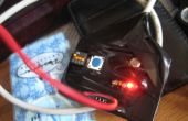 Tablero de electrónica básica analógica USB