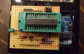 Escudo de combinación de cargador/programador de ArduinoISP