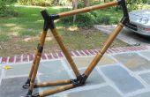 Construir una bicicleta de bambú (y luz para arriba!)
