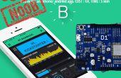 Control de un proyecto de arduino a través de un android personalizable / aplicación para el Iphone con Blynk y Wemos D1: el 2016 SUPER NOOB FRIENDLY manera