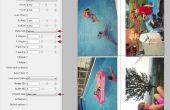 Cómo analizar cuatro fotos a la vez