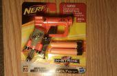 Modificación de la pistola de Nerf Jolt EX-1
