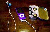 Altoids ipod caso con mini altavoces