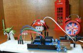 Lámpara de estado de ánimo con Arduino