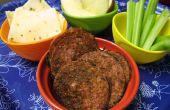 Salami cocido crujiente, Baja en carbohidratos y Snacks sin gluten fiestas!