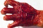 Cómo hacer manos de ZOMBIE para Halloween