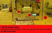 Entender 3D impresión MakerBot Replicator: creación e impresión de