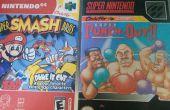 Hacer casos juego para N64, SNES, NES, Genesis cartuchos