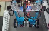 Construir un vehículo uno mismo-equilibrio con mDrawBot