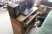 Mini escritorio móvil D.A.W./Computer