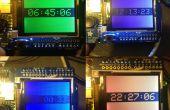 Reloj de Color TFT de Arduino