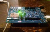 Física con Web Intel Edison
