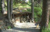 Cómo construir una casa de Hobbit