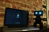 WireBeings beta: un 3D impreso y Robot expandible para Arduino con Android de Control