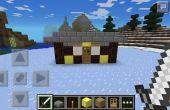 Cómo hacer una casa medieval en MC