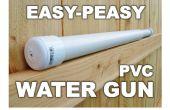 Pistola de agua de PVC Easy Peasy