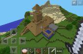 Mi gran casa de Minecraft