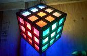 Cubo de linterna Rubik