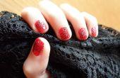 Encaje de uñas