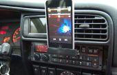 Autoradio reproductor de cassette [hack ipod]
