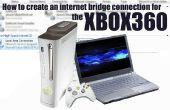 Creando un puente de conexión a Internet para XBoxLive