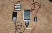 Última fuente de energía portátil: Axim, PSP, USB all-in-one Cargador de