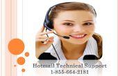 Número de atención de cliente de Hotmail 1-855-837-9963