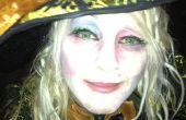 Sombrerero loco en tierra creepy