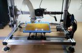Modificar impresora Velleman K8200 3d para corte por láser.