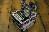 El MicroSlice V1 | Un cortador del laser pequeño Arduino