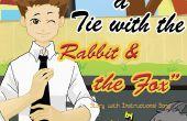 Aprender a lazo A lazo con el conejo y el zorro