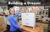 Cómo construir una cómoda pequeña