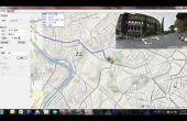 'Caballo' o el 'Running' en mapa de google