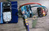 Control de su hogar y su Robot por llamadas perdidas del teléfono celular