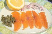 Cómo hacer grabados Salmon Lox - actualizado!!