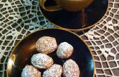 Francés Madeleines - miniatura y tradicional