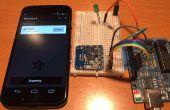 Añadir Bluetooth 4.0 para su proyecto de Arduino [Internet] - controlada por Smartphone