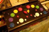 Controlador de DJ MIDI de estilo arcade