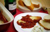 Parmesano pollo italiano