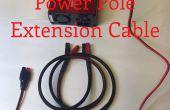 Anderson Power Polo batería cargador Cable de extensión