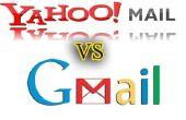 Yahoo y Gmail: Cómo bloquear correo electrónico ID