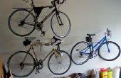 Un fácil soldar bicicleta de suspensión