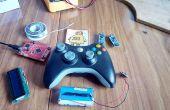 Control de Arduino con Gamepad